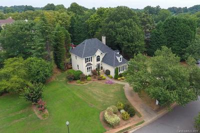 Mooresville Single Family Home Under Contract-Show: 135 Royal Pointe Way