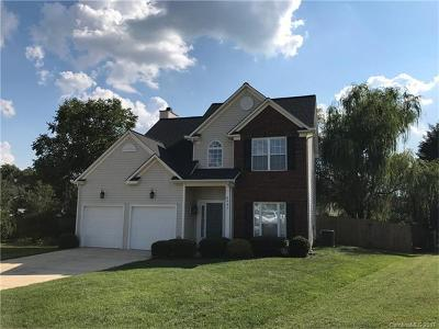 Charlotte Single Family Home For Sale: 8941 Coppermine Lane