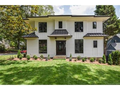 Myers Park Single Family Home For Sale: 2801 Glendale Road
