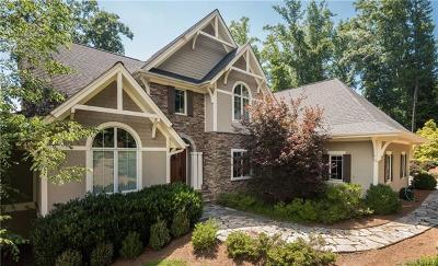 Asheville Single Family Home For Sale: 68 Crestridge Drive
