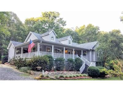 Single Family Home For Sale: 253 Riverside Drive