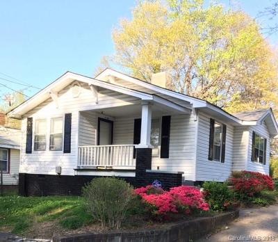 Gastonia Single Family Home For Sale: 408 Morris Street