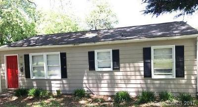 Gastonia Single Family Home For Sale: 600 Betty Street