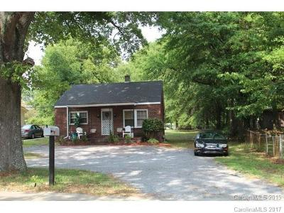 Gastonia Single Family Home For Sale: 1604 Davidson Avenue