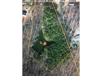 Cabarrus County Residential Lots & Land For Sale: 10000 Mount Olive Road