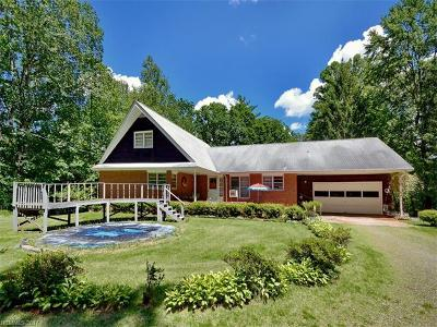 Pisgah Forest Single Family Home Under Contract-Show: 100 Mount Hope Drive