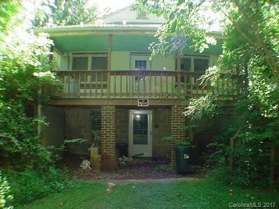 Mocksville Single Family Home For Sale: 1647 Hwy 64 E