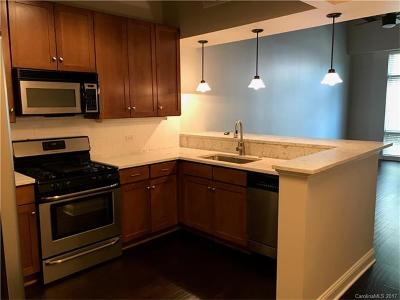 Charlotte Condo/Townhouse For Sale: 720 Governor Morrison Street #222