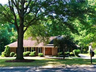 Single Family Home Under Contract-Show: 5900 McNair Road