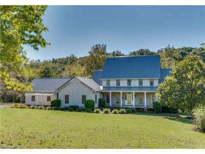 Tryon Single Family Home For Sale: 4970 Hunting Country Road
