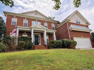 Mooresville Single Family Home For Sale: 293 Montibello Drive