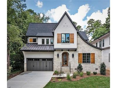 Charlotte Single Family Home For Sale: 407 Wonderwood Drive