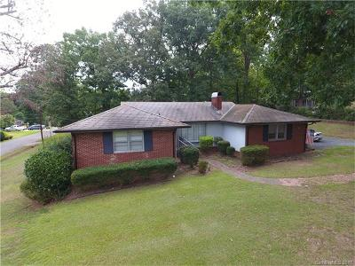 Wadesboro Single Family Home For Sale: 303 Breslin Street