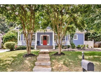 Davidson Single Family Home Under Contract-Show: 520 Ashby Drive