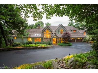 Lake Toxaway Single Family Home For Sale: 1734 Toxaway Drive #126