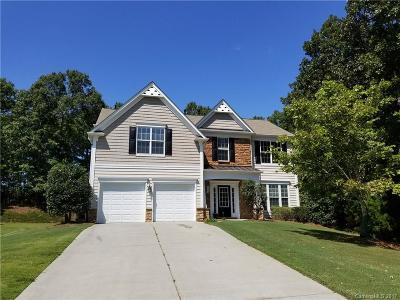 Waxhaw Single Family Home For Sale: 2205 Coltsgate Road #15
