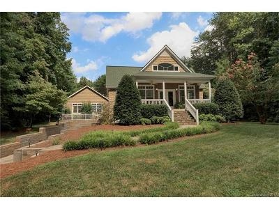 Mooresville Single Family Home For Sale: 145 Morgan Bluff Road #37