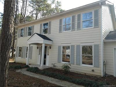 Huntersville Single Family Home For Sale: 505 Southland Road