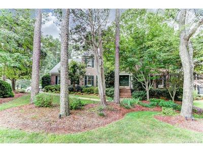 Matthews Single Family Home For Sale: 1400 Reverdy Oaks Drive #L16