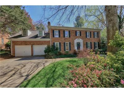 Quail Hollow, Quail Hollow Estates Single Family Home For Sale: 2425 Hopecrest Drive