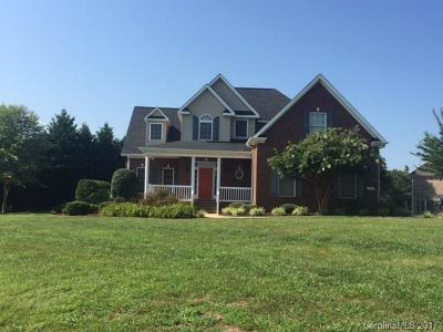Rock Hill Single Family Home For Sale: 1509 Clay Hills Drive #42