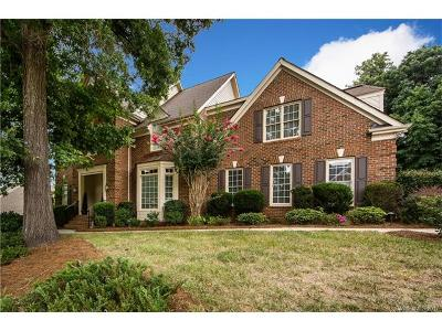 Charlotte Single Family Home For Sale: 1612 Lionstone Drive #30