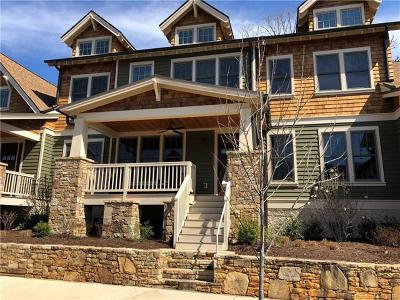 Black Mountain Single Family Home For Sale: 12 Fitzgerald Road #B