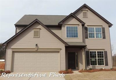 Kannapolis Single Family Home For Sale: 4811 Thursdale Lane #Lot 182