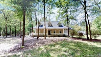 Monroe Single Family Home For Sale: 3407 Tom Starnes Road #2