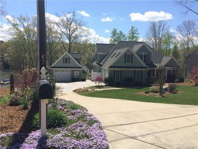 Sherrills Ford Single Family Home For Sale: 8779 Dog Leg Road