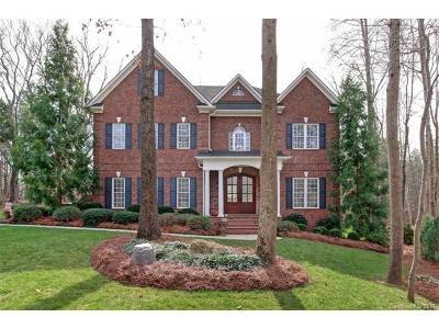 Davidson Single Family Home For Sale: 11615 Hidden Forest Lane