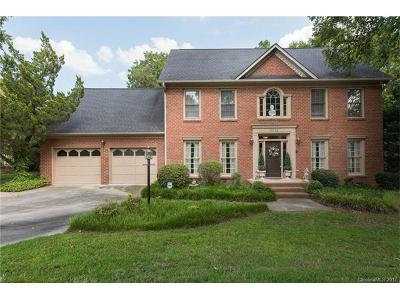 Charlotte NC Single Family Home For Sale: $294,500