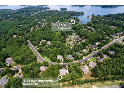 Denver Single Family Home For Sale: 4334 Rustling Woods Drive