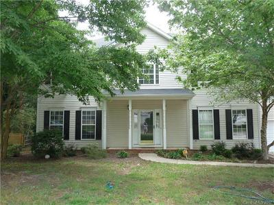 Fort Mill Single Family Home For Sale: 138 Nims Spring Drive #18