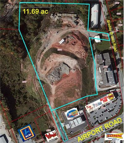 Arden Residential Lots & Land For Sale: 9999 Airport Road