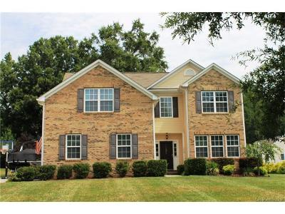 Kannapolis Single Family Home For Sale: 1258 Brecken Court