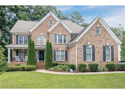 Mooresville Single Family Home For Sale: 224 Forest Walk Way #162