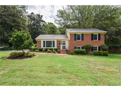 Barclay Downs, beverly woods, beverly woods east Single Family Home For Sale: 3801 Flowerfield Road