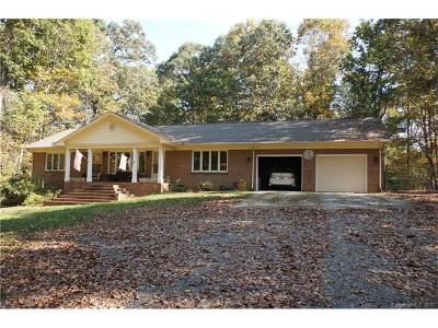 Gastonia Single Family Home For Sale: 3426 Driftwood Drive