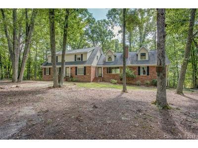 Kings Mountain Single Family Home For Sale: 1363 S Battleground Avenue