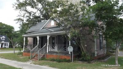 Single Family Home Sold: 120 Sycamore Street