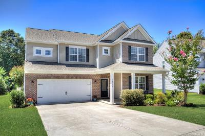 Pineville Single Family Home Under Contract-Show: 14404 Green Birch Drive