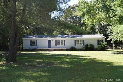 Chester Single Family Home For Sale: 1555 Hall Road