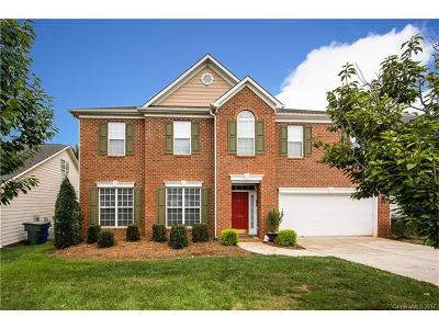 Mooresville Single Family Home For Sale: 122 Trotter Ridge Drive