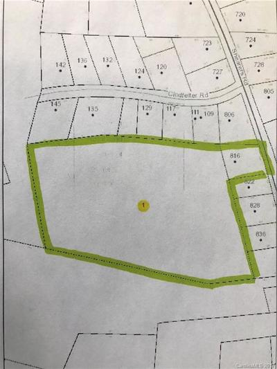 Residential Lots & Land For Sale: 816 Shearers Road