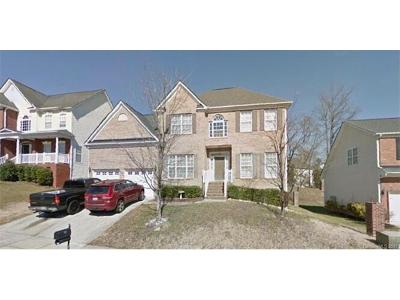 Charlotte NC Single Family Home Under Contract-Show: $210,000