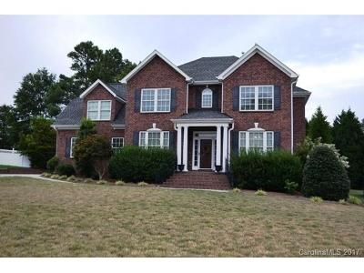 Rock Hill Single Family Home For Sale: 1606 Worthington Crossing