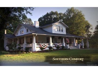Marshville Single Family Home For Sale: 206 College Street