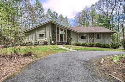 Hendersonville Single Family Home For Sale: 2503 Little River Road