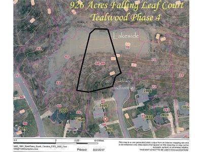 Residential Lots & Land For Sale: .926 ac Falling Leaf Court